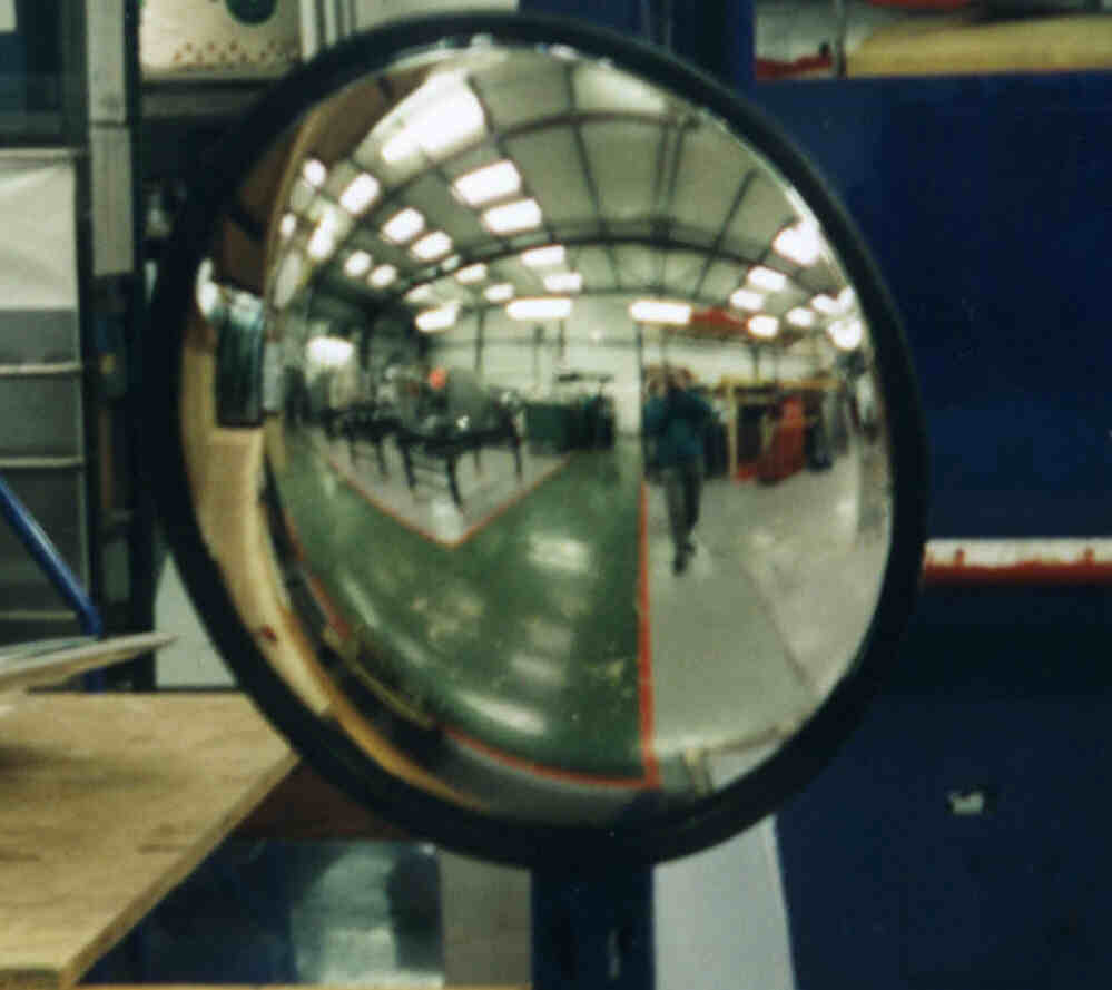 Polycarbonate Mirror